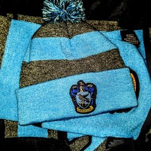 RARE LIMITED EDITION RAVENCLAW HARRY POTTER SCARF